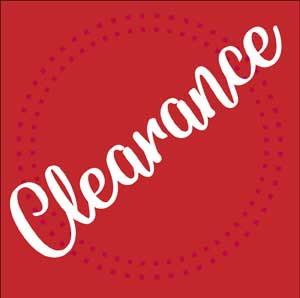 Clearance, Discontinued
