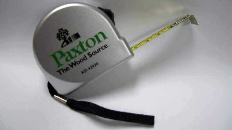 Scott Electric Printables Tape Measure Sample