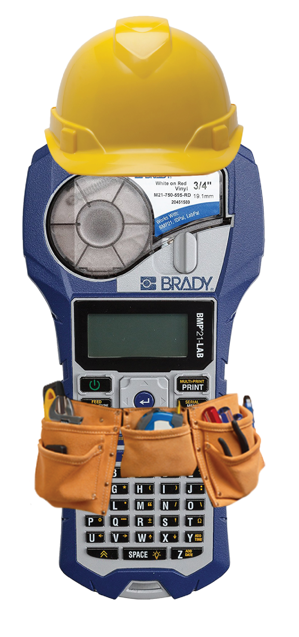 Scott Electric Brady Label Printer