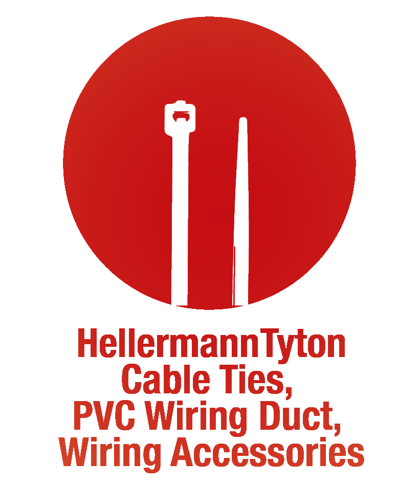 HellermannTyton Cable Ties, PVC Wiring Duct, Wiring Accessories