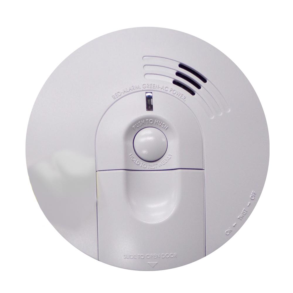 Kidde 21007581 Firex Hardwired Smoke Alarm 120 9 Volt Battery Back