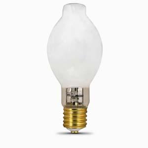 LOT OF 6 GE HR400DX33 400 Watt Mercury Vapor Lamps